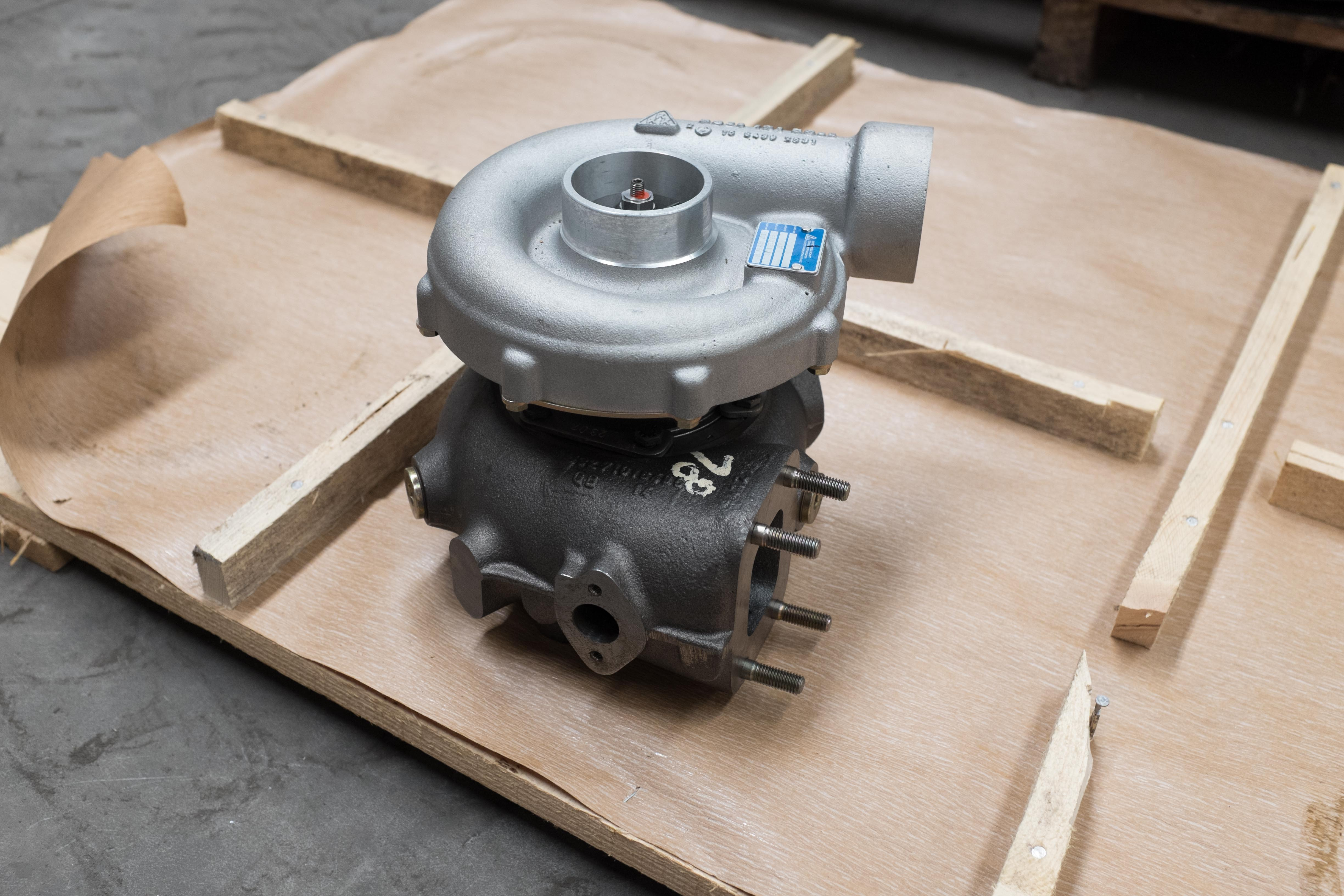 KKK K27 53279706497 Turbosoffiante / Turbocharger Image